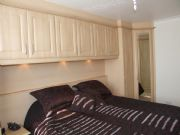 click to see larger image of Bespoke Wardrobes and Over Bed. installed in Brelade, Jersey, Chanel Islands