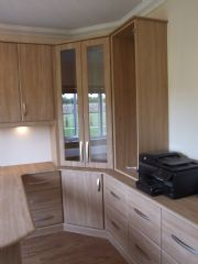 click to see larger image of Bespoke Office. Fitted in Corntown, Vale of Glamorgan, South Wales