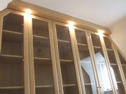 click to see larger image of Bespoke Office.  Installed in Bath, South Wales