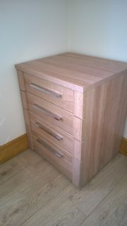 click to see larger image of Master Chests in Sonoma Oak finish. Assembed in Talbot Green, Pontyclun, RCT, South Wales