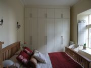 click to see larger image of Fully Fitted Bedroom Funiture with Top Boxes.  Installed In Bridgend, South Wales