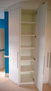 click to see larger image of Bespoke Wardrobes. Fitted in Cowbridge, Vale of Glamorgan. South Wales