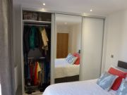 click to see larger image of Fitted sliding door robe. Fitted in Cardiff Pointe
