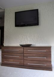 click to see larger image of Fully Fitted Chest Walnut. Fitted In Cowbridge, South Wales