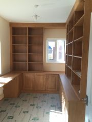 click to see larger image of Bespoke Home Office. Fitted in Porthcawl, Bridgend, South Wales