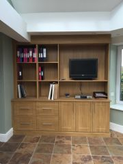 click to see larger image of Bespoke Office installed in St Nicolas, Vale of Glamorgan