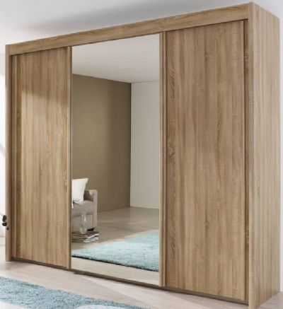 Kingstown furniture - Special offers - IMOLA Sliding Door Robe (2.5m)